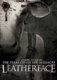 Teaser póster para Leatherface